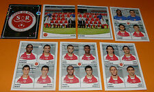 STADE REIMS AUGUSTE-DELAUNE COMPLETE L2 2010 PANINI FOOT 2011 FOOTBALL 2010-2011