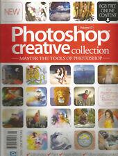 PHOTOSHOP CREATIVE COLLECTION MAGAZINE VOLUME 13 2015 W/FREE 8GB ONLINE CONTENT