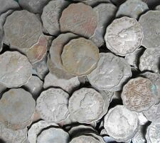 100 Coins LOT - 1 Anna - KG V KING GEORGE V - Mixed Years - British India