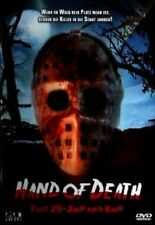Hand of Death Part 25 - Jackson's Back UNCUT DVD SMALL HARTBOX New