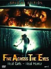 Five Across the Eyes ( Horror-Thriller ) mit Sandra Paduch, Danielle Lilley NEU