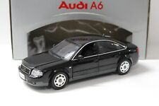 1:18 Checkmate FAW Audi A6 C5 Limousine black NEW bei PREMIUM-MODELCARS