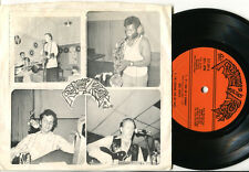 "VARIOUS - Rollin' Rock 7""EP 70s/early 80s ROCKABILLY. 5 tracks, 33rpm US 7""EP PS"