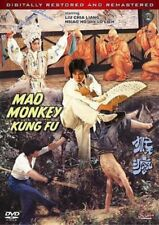 MAD MONKEY KUNG FU ~ Shaw  -Hong Kong RARE Kung Fu Martial Arts Action movie