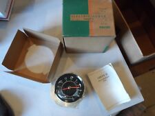 NOS 63 64 Chevy Nova II Dash Electric Clock 985581 Hot Rod GM SS Chevrolet SK