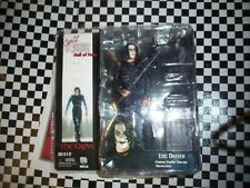 neca cult clasis the crow hall of fame figure . still sealed