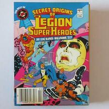 Best of DC Blue Ribbon Digest 33 Legion of Super-Heroes VF/NM MAGB23734 25% Off!