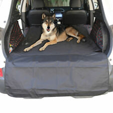 Durable 78*42'' Pets Dog Cat Car Trunk Cargo Cover Mats Liner Non-Slip Kit Black