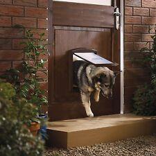 PetSafe Hundetür Katzentür Staywell 730 Hundeklappe Katzenklappe braun