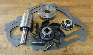 "1969-81 Pontiac 301 350 400 428 455ci V8 new Water Pump rebuild kit 4-1/2"" pump"