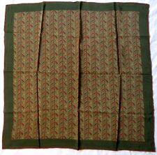 Écharpes et châles foulards vert à motif Géométrique pour femme   eBay f2f6f9826f3