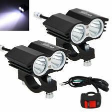 Motocicleta 30W 2x XM-L T6 LED Linterna Spot luz de conducción de barco lámpara de luz de niebla