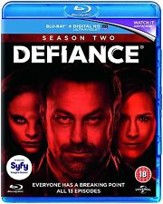 Defiance Complete Series 2 Blu Ray All Episodes Second Season UK Release R2 NEW