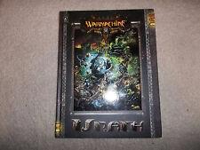 Warmachine Wrath Sourcebook Iron Kingdoms hardcover
