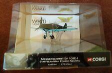 CORGI AVIAZIONE Messerschmitt Bf109E-1 staffelkapitan Eduard Neuman AA32104