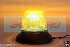 BRITAX B60.00.LMV 12V/24V 3 BOLT FIX LED FLASHING AMBER/ORANGE RECOVERY BEACON