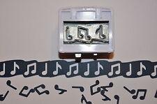 "For Creative Memories "" Musical Notes "" Border Maker Cartridge Brand New WSL"