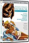 Roger Corman Horror Collection (DVD, 2010, 2-Disc Set) brand new halloween