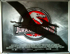 Cinema Poster: JURASSIC PARK 3 2001 (Main Quad) Sam Neill William Macy Téa Leoni