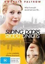 SLIDING DOORS - BRAND NEW & SEALED R4 DVD (GWYNNETH PALTROW)
