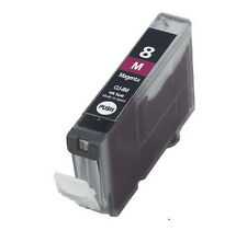New Magenta Ink For Canon CLI-8M CLI8M CLI8 PIXMA MP510 520 530 800 810 Pro9000