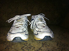women's size 8 1/2 8.5 Cross Trekkers sneakers White Red Gray Man-Made Shoes old