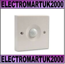 PIR AUTOMATIC MOTION ACTIVATED WALL LIGHT SWITCH