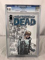 The Walking Dead Comic #106 (Image, 2013, Adlard Variant Cover B, CGC 9.8) B