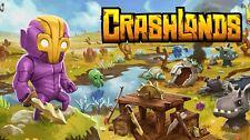 Crashlands PC Steam Code Key NEW Download Game Fast Region Free