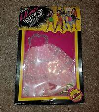Vintage LA Gear Hollywood Video Magic Outfit NIB Barbie Size 1985 Dream Glow