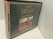 Land of Inheritance-  Out of Jerusalem-  H B Moore-  Unabridged 7  CD's