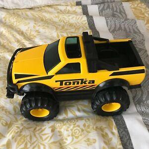 "Tonka T05 Pick Up Truck 4x4 Diecast Vehicle Hasbro Funrise Toys 13"" Long"