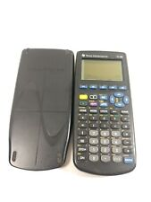 Texas Instruments Ti-89 Graphing Calculator Tested, Working!