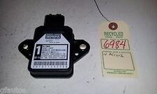 2010 Honda Accord YAW Rate G Sensor OEM 39960-TA0-A01 #6984