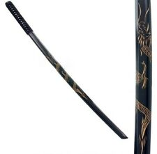 "Single 40"" Dragon Datio Bokken Kendo Practice Sword"