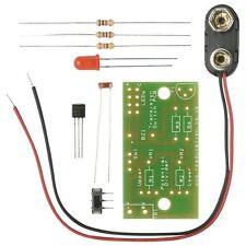 Transistor Switch Project Electronics Kit Temp. Sensor Learning Demonstration