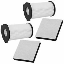 2 x HEPA Media Filter Set for VAX Astrata C90-AS-B-AS C90-PM-O VRS11s Vacuum