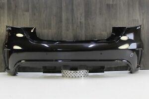 AMG Paraurti Posteriore + Mercedes Classe A W176 Da 2012 + Originale +