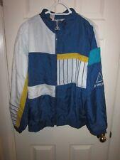 Vintage Le Coq Sportif lightweight jacket windbreaker size adult large