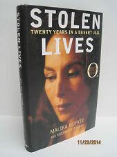 Stolen Lives: Twenty Days In A Desert Jail by Malika Oufkir & Michele Fitoussi