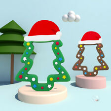 Baby Silicone Christmas tree teether, UK BASED FREE AND FAST DELIVERY