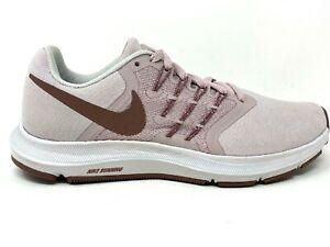 Women's Nike Run Swift Size 11 Particle Rose / Smokey Mauve Shoes BV1161 600