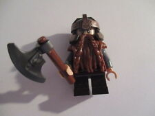 Lego 79008 Lord of the Rings Minifig Gimli with ax Pirate Ship Ambush