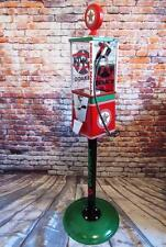 Texaco vintage candy machine gumball machine man cave home decor sign gift