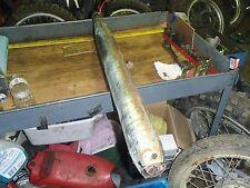 SUZUKI T 200 Invader?? 196? right exhaust muffler baffle I have more parts