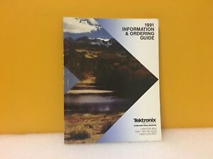 Tektronix 1991 Information & Ordering Guide