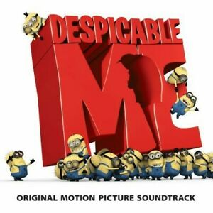 Despicable Me (Original Soundtrack) by Various Artists (CD, 2010)