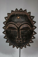 AU4 Baule Maske alt Afrika / Masque baoule ancien / Tribal baule mask
