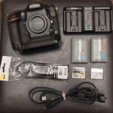 Nikon D4 16.2 MP Digital SLR Camera - Black (Body Only)