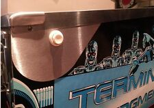 Botón De Pinball Flipper Terminator 2 T2 protege par Mod